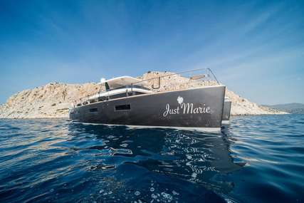 Lagoon JUST MARIE for charter in  from €25,000 / week