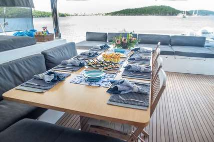 Lagoon SEAHOME for charter in  from $40,000 / week