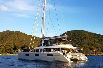 Lagoon DRAGONFLY for charter in  from $32,000 / week