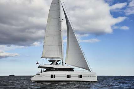 Sunreef Yachts FEEL THE BLUE for charter in  from €28,500 / week