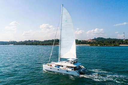 Lagoon JYOHANA for charter in  from €25,000 / week