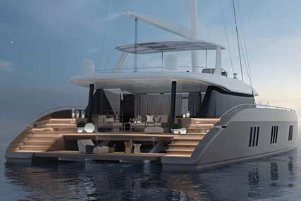 Sunreef Yachts VULPINO for charter in  from €25,000 / week