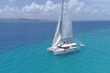Fountaine Pajot ENCHANTE for charter in  from $24,738 / week