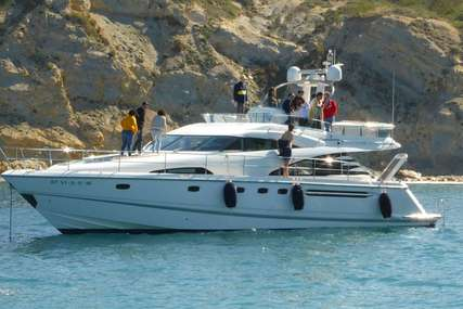 Fairline VAGABUNDO for charter in  from €18,550 / week