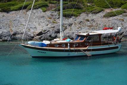 Bodrum Shipyard Aeras for charter in  from €5,250 / week