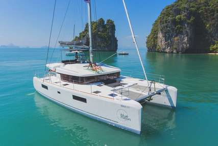 Lagoon Blue Moon for charter in  from €14,000 / week