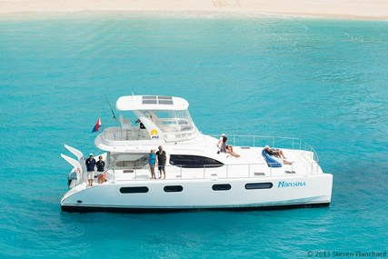 Robertson and Caine NIRVANA (POWER CAT) for charter in  from $20,500 / week