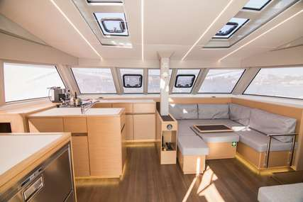 Nautitech Sithonia for charter in  from €9,280 / week