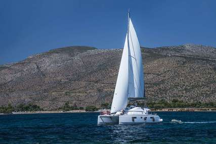 Nautitech ODYSSEY for charter in  from €12,100 / week