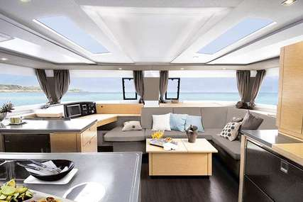Fontaine Pajot ABUNDANCE for charter in  from $12,900 / week