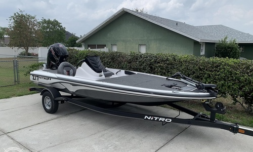 Image of Nitro Z17 for sale in United States of America for $29,000 (£22,556) Lakeland, Florida, United States of America