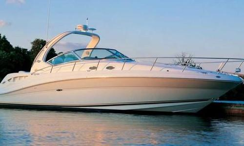 Image of Sea Ray 340 Sundancer for sale in United States of America for $89,900 (£71,979) Jersey City, NJ, United States of America