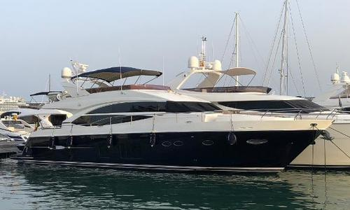 Image of Princess 72 for sale in Spain for €1,395,000 (£1,256,338) Mallorca, Spain