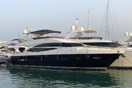 Princess 72 for sale in Spain for €1,395,000 (£1,278,702)