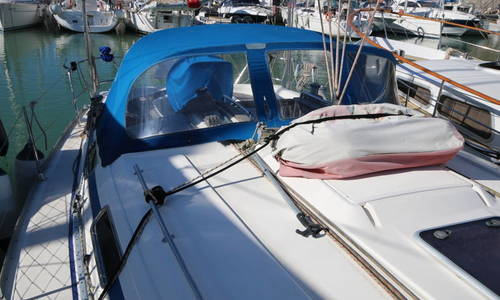 Image of Bavaria Yachts 40 for sale in Spain for £78,000 Barcelona, Port Ginesta, Spain