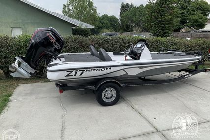 Nitro Z17 for sale in United States of America for $31,000 (£23,590)