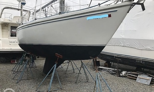 Image of Catalina C-30 with Westerbeke 26 HP for sale in United States of America for $18,750 (£13,249) Portland, Connecticut, United States of America