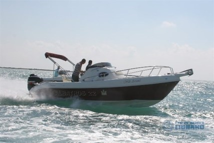 Albatross 22 WA for sale in Italy for €22,000 (£19,695)
