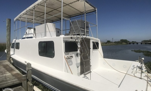 Image of Bluewater Yachts 51 for sale in United States of America for $50,000 (£38,048) Dulac, Louisiana, United States of America