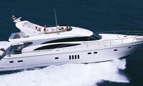 Image of Princess 21 for sale in Croatia for €990,000 (£891,538) Croatia