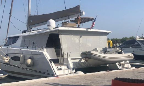 Image of Fountaine Pajot Helia 44 for sale in  for €425,000 (£382,731) Turkey,