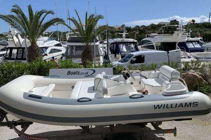 Williams Turbo Jet 325 for sale in Spain for £14,950