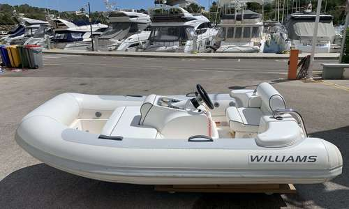 Image of Williams 285 for sale in Spain for £10,950 Boats.co.uk, Cala d'Or, Mallorca, Spain
