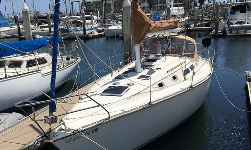 Image of Hunter 34 for sale in United States of America for $25,500 (£20,472) Oxnard, California, United States of America