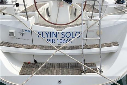 Jeanneau Sun Odyssey 36i for sale in Greece for €52,000 (£46,839)