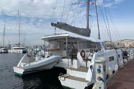 Nautitech Open 40 for sale in Turkey for €310,000 (£280,746)
