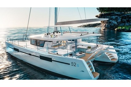 Lagoon 52 SporTop for charter in Martinique from €6,300 / week