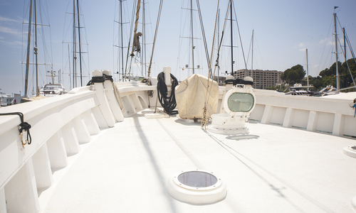 Image of leon de Graeve Motorsailor for sale in Spain for €95,000 (£85,645) Palma Majorca, Spain