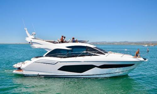 Image of Sunseeker Manhattan 52 for sale in Portugal for £865,000 Vilamoura, Portugal