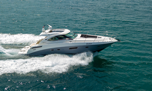 Image of Sea Ray Sundancer for sale in United States of America for $450,000 (£355,450) Hollywood, FL, United States of America