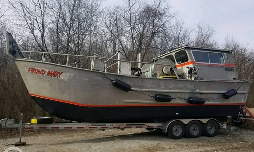Image of Knights Enterprises 32 for sale in United States of America for $59,900 (£43,510) Grand Rivers, Kentucky, United States of America
