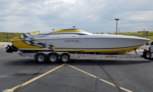 Image of Donzi 38 Daytona ZX for sale in United States of America for $130,000 (£103,596) Lead Hill, Arkansas, United States of America