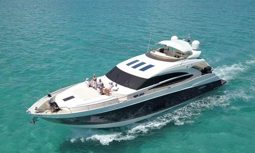 Image of Princess V85 for sale in United States of America for $1,700,000 (£1,310,879) Dania Beach, United States of America