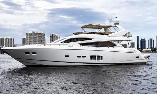 Image of Sunseeker for sale in United States of America for $1,649,000 (£1,278,562) Miami, United States of America