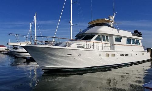 Image of Hatteras for sale in United States of America for $649,900 (£505,818) Charleston, United States of America