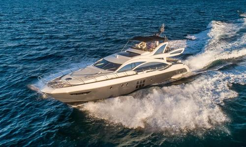 Image of Azimut Yachts 72S for sale in United States of America for $1,349,000 (£1,045,955) Fort Lauderdale, United States of America