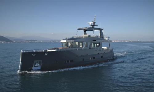 Image of BERING YACHTS Expedition Yacht for sale in Turkey for $2,400,000 (£1,828,850) Turkey