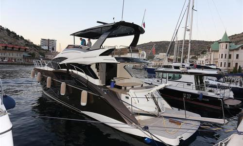 Image of Marquis 630 Sport Yacht for sale in Russia for $1,390,000 (£1,082,074) Novorossiysk, Russia