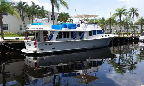 Image of Holiday Marine Monk for sale in United States of America for $98,500 (£76,612) Ft. Lauderdale, United States of America