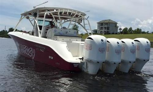 Image of Hydra-Sports 4200 Siesta for sale in United States of America for $358,000 (£281,038) Myrtle Beach, United States of America