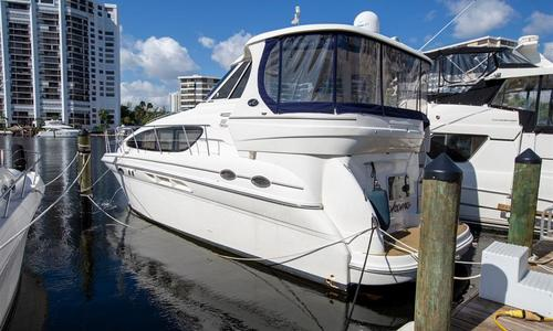 Image of Sea Ray 390 for sale in United States of America for $140,000 (£114,899) Hallandale, United States of America