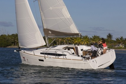 Jeanneau Sun Odyssey 349 for charter in Brittany from €1,305 / week