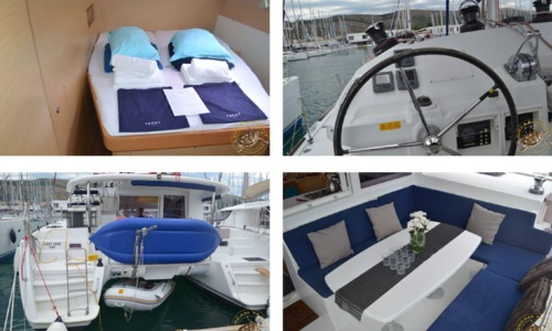 Image of Lagoon 400 for sale in  for €180,000 (£162,136)