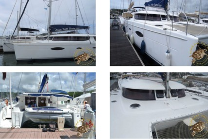 Fontaine Pajot Salina 48 for sale in Saint Lucia for €238,000 (£214,329)