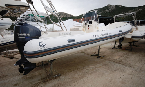 Image of Capelli Tempest 700 for sale in France for €29,000 (£26,157) CALVI, , France