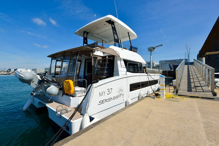 Fountaine Pajot MY 37 for sale in France for €360,000 (£325,371)